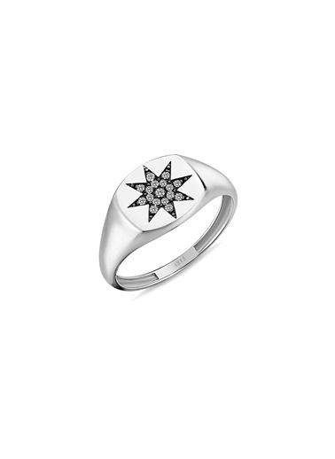 LUXO Diamond Pırlanta Yüzük Beyaz